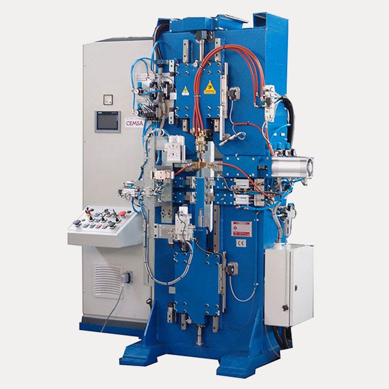 elettroricalcatrice ER25 - ER 25 Electrical upsetting machine